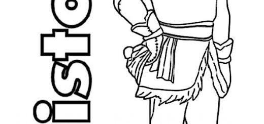 ausmalbilder eiskönigin kristoff-1