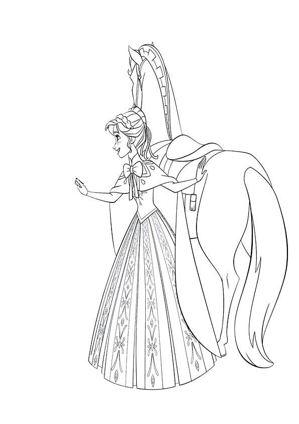 aausmalbilder eiskönigin anna-9
