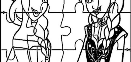 aausmalbilder eiskönigin puzzlespiele-3
